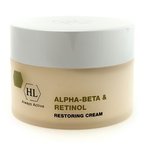 Holy Land Alpha-Beta & Retinol (Abr) Restoring Cream Восстанавливающий Крем, 250 мл