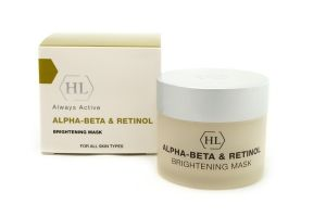 Holy Land Alpha-Beta & Retinol (Abr) Brightening Mask Осветляющая Маска, 50 мл
