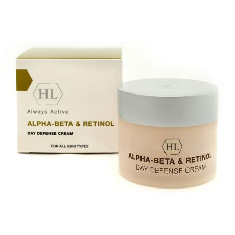 Holy Land Alpha-Beta & Retinol (Abr) Day Defense Cream Spf 30 Дневной Защитный Крем, 50 мл