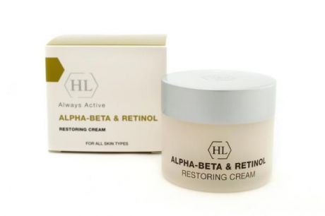 Holy Land Alpha-Beta & Retinol (Abr) Restoring Cream Восстанавливающий Крем, 50 мл