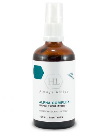 Holy Land Alpha Complex Rapid Exfoliator Химический Пилинг, 100 мл
