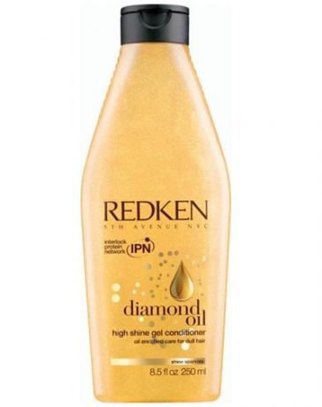 REDKEN Кондиционер Ойл Хай Шаин, Diamond Oil, 250 мл