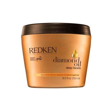 REDKEN Маска для Восстановления Волос, Diamond Oil 250 мл