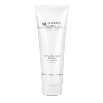 Janssen Thermo Peel Mask Sanddorn Кремовая Термомаска-Эксфолиант Облепиха 300г