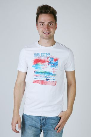Футболка Hollister Co