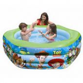Intex бассейн надувной intex disney delux 191x178x61 см  арт.57490