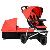Mountain Buggy детская коляска 2 в 1 mountain buggy swift