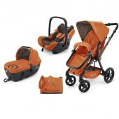 Concord детская коляска 3 в 1 concord wanderer travel set
