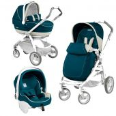 Peg Perego детская коляска 3 в 1 peg-perego book plus pure