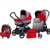Peg Perego детская коляска 3 в 1 peg-perego book plus pop up modular