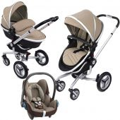 Silver Cross коляска 3 в 1 silver cross surf 2 с автокреслом maxi-cosi