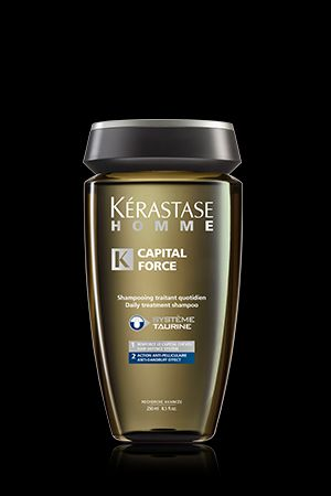 Kerastase Capital Force от перхоти