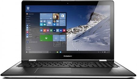 Ультрабук Lenovo IdeaPad Yoga 500-15IBD (15.6 IPS (LED)/ Core i7 5500U 2400MHz/ 4096Mb/ HDD 1000Gb/ NVIDIA GeForce GT 940M 2048Mb) MS Windows 10 Home (64-bit) [80N600DRRK]
