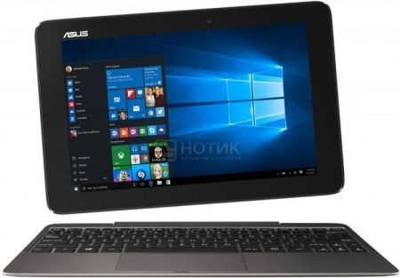 "Планшет Asus Transformer Book T100HA (MS Windows 10 Home (64-bit)/Z8500 1440MHz/10.1"" (1280x800)/2048Mb/32Gb/ ) [90NB0748-M04050]"