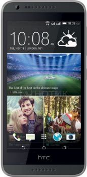 "Смартфон HTC Desire 620G Dual Sim EEA Matt Gray Light Gray (Android 4.4/MT6592M 1700MHz/5.0"" (720x1280)/1024Mb/8Gb/ 3G (EDGE, HSDPA, HSPA+)) [99HADC020-00]"