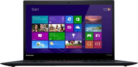 Ультрабук Lenovo ThinkPad X1 Carbon 3 (14.0 IPS (LED)/ Core i7 5500U 2400MHz/ 8192Mb/ SSD 256Gb/ Intel Intel HD Graphics 5500 64Mb) MS Windows 8.1 (64-bit) [20BSS02400]