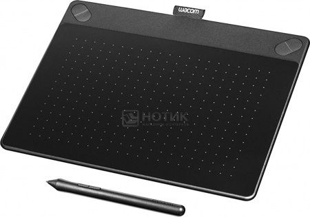 Графический планшет Wacom Intuos Art Pen and Touch Medium, Черный CTH-690AK-N