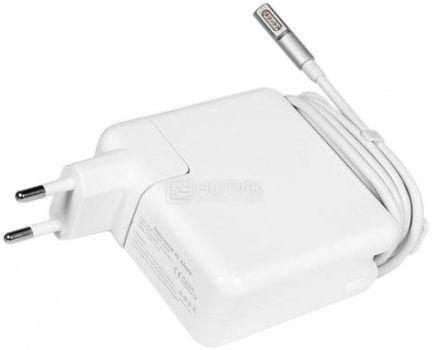 Адаптер питания TopON TOP-AP205 14.5V -> 3.1A для MacBook Air 45W MagSafe 2, PN: MD592Z/A