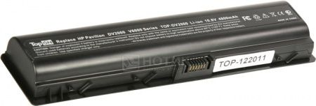 Аккумулятор TopON TOP-DV2000 10.8V 4800mAh для HP PN: HSTNN-IB31 EX941AA EV088AA HSTNN-LB31 411462-421 417066-001