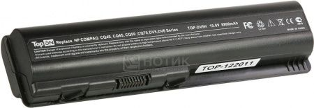 Аккумулятор TopON TOP-DV5H 11.1V 7800mAh для HP PN: KS524AA KS527AA
