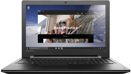 Ноутбук Lenovo IdeaPad 300-17 (17.3 LED/ Core i5 6200U 2300MHz/ 4096Mb/ HDD 1000Gb/ AMD Radeon R5 M330 2048Mb) MS Windows 10 Home (64-bit) [80QH0000RK]