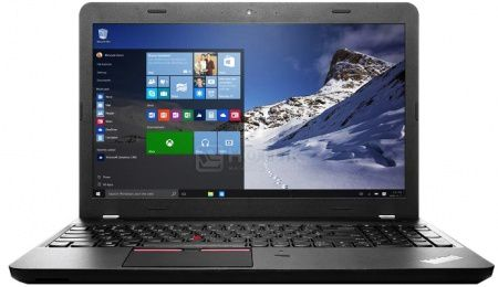 Ноутбук Lenovo ThinkPad Edge E560 (15.6 LED/ Core i5 6200U 2300MHz/ 4096Mb/ HDD 500Gb/ Intel Intel HD Graphics 520 64Mb) Free DOS [20EV000NRT]