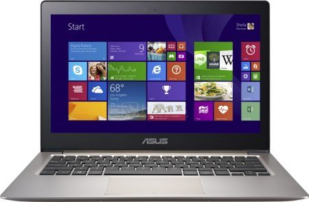 Ультрабук ASUS Zenbook UX303LB-R4040T (13.3 IPS (LED)/ Core i5 5200U 2200MHz/ 4096Mb/ Hybrid Drive 500Gb/ NVIDIA GeForce GT 940M 2048Mb) MS Windows 10 Home (64-bit) [90NB08R1-M02910]