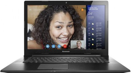 Ноутбук Lenovo IdeaPad G7070 (17.3 LED/ Pentium Dual Core 3558U 1700MHz/ 4096Mb/ HDD 500Gb/ Intel Intel HD Graphics 64Mb) MS Windows 8.1 (64-bit) [80HW006URK]