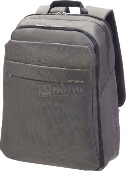 "Рюкзак 15-16"" Samsonite 41U*08*007, Полиэстер, Серый"