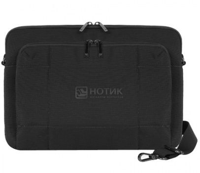"Сумка 15-16"" Tucano One Slim Case for MacBook Pro BFON15, Нейлон, Черный"