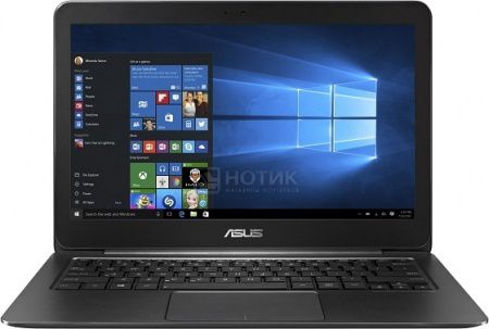 Ультрабук ASUS Zenbook UX305CA (13.3 IPS (LED)/ Core M5 6Y54 1100MHz/ 8192Mb/ SSD 256Gb/ Intel Intel HD Graphics 515 64Mb) MS Windows 10 Home (64-bit) [90NB0AA3-M06280]