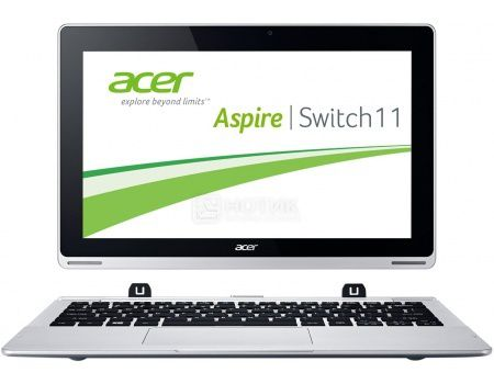 "Планшет Acer Aspire Switch 11 V 60Gb (MS Windows 10 Home (32-bit)/M-5Y10c 800MHz/11.6"" (1920x1080)/4096Mb/60Gb/ ) [NT.G2TER.005]"