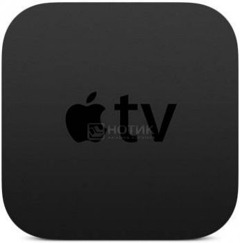 Медиаплеер Apple TV 64Gb MLNC2RS/A, Черный