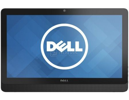 Моноблок Dell Inspiron 3052 (19.5 LED/ Pentium Quad Core N3700 1600MHz/ 2048Mb/ HDD 500Gb/ Intel Intel HD Graphics 64Mb) MS Windows 10 Home (64-bit) [3052-8491]