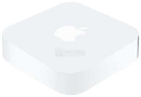 Точка доступа Apple AirPort Express Base Station MC414, Белый