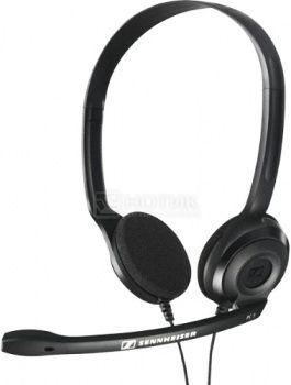 Гарнитура Sennheiser PC 3 Chat, Черный