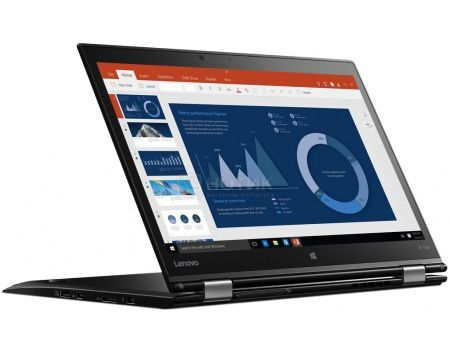 Ультрабук Lenovo ThinkPad X1 Yoga (14.0 OLED/ Core i7 6500U 2500MHz/ 8192Mb/ SSD 256Gb/ Intel Intel HD Graphics 520 64Mb) MS Windows 10 Professional (64-bit) [20FQ0041RT]