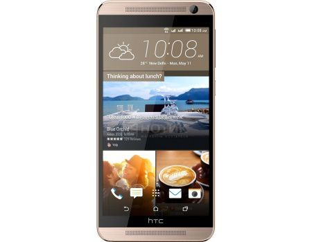 "Смартфон HTC One E9+ DS Delicate Rose  (Android 5.0/MT6795M 2000MHz/5.5"" (2560х1440)/3072Mb/32Gb/4G LTE 3G (EDGE, HSDPA, HSPA+)) [99HADM084-00]"