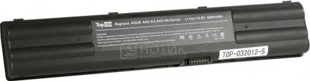 Аккумулятор TopON TOP-A3 для 14.8V 4800mAh PN: A42-A3 A42-A6