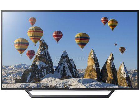 Телевизор SONY 32 KDL-32WD603 HD, Smart TV, CMR 200, Черный