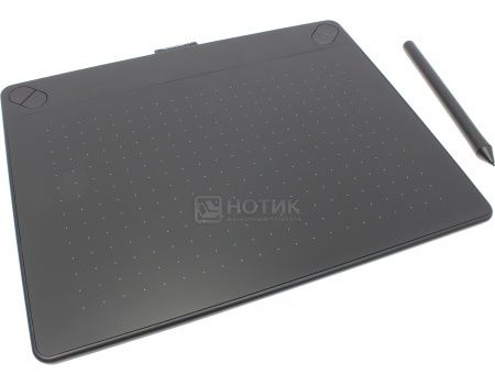 Графический планшет Wacom Intuos Comic Creative Pen and Touch Tablet M , Черный CTH-690CK-N