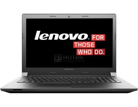 Ноутбук Lenovo IdeaPad B50-45 (15.6 LED/ E-Series E1-6010 1350MHz/ 2048Mb/ HDD 500Gb/ AMD Radeon R2 series 64Mb) MS Windows 10 Home (64-bit) [59446275]