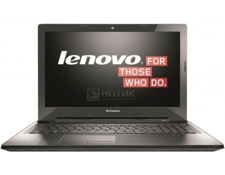Ноутбук Lenovo IdeaPad G50-45 (15.6 LED/ A4-Series A4-6210 1800MHz/ 4096Mb/ HDD 500Gb/ AMD Radeon R3 series 64Mb) MS Windows 10 Home (64-bit) [80E3023YRK]