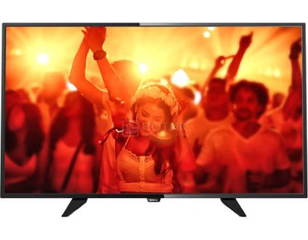 Телевизор Philips 43PFT4001/60, Full HD, PMR 200 Черный