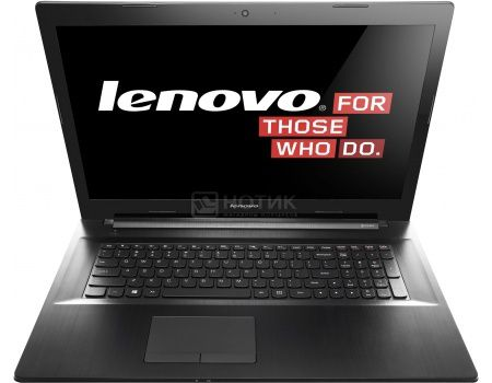 Ноутбук Lenovo IdeaPad G7080 (17.3 LED/ Celeron Dual Core 3205U 1500MHz/ 4096Mb/ HDD 500Gb/ Intel Intel HD Graphics 64Mb) Linux OS [80FF00KQRK]