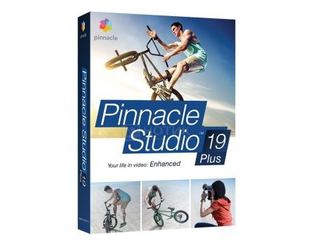 Электронная лицензия Corel Pinnacle Studio 19 Plus, ESDPNST19PLML (Многоязычный)