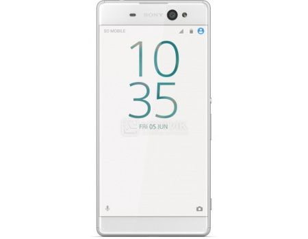 "Смартфон Sony Xperia XA Ultra White (Android 6.0 (Marshmallow)/MT6755 2000MHz/6.0"" (1920x1080)/3072Mb/16Gb/4G LTE 3G (EDGE, HSDPA, HSPA+)) [F3211White]"