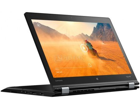 Ультрабук Lenovo ThinkPad Yoga 460 (14.0 LED/ Core i5 6200U 2300MHz/ 4096Mb/ Hybrid Drive 500Gb/ Intel Intel HD Graphics 520 64Mb) MS Windows 10 Professional (64-bit) [20EL0014RT]