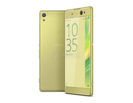 "Смартфон Sony Xperia XA Ultra Dual Lime Gold (Android 6.0 (Marshmallow)/MT6755 2000MHz/6.0"" (1920x1080)/3072Mb/16Gb/4G LTE 3G (EDGE, HSDPA, HSPA+)) [F3212Lime_Gold]"