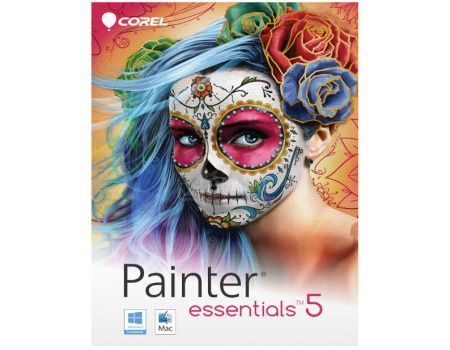 Электронная лицензия Corel Painter Essentials 5 ESD, ESDPE5MLPCM (EN)